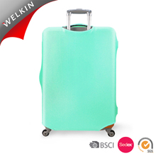 china professional manufacture nylon luggage cover,protective luggage cover