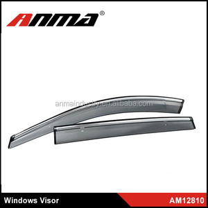Best Quality Plastic Car Window Wind Deflectors & Visors