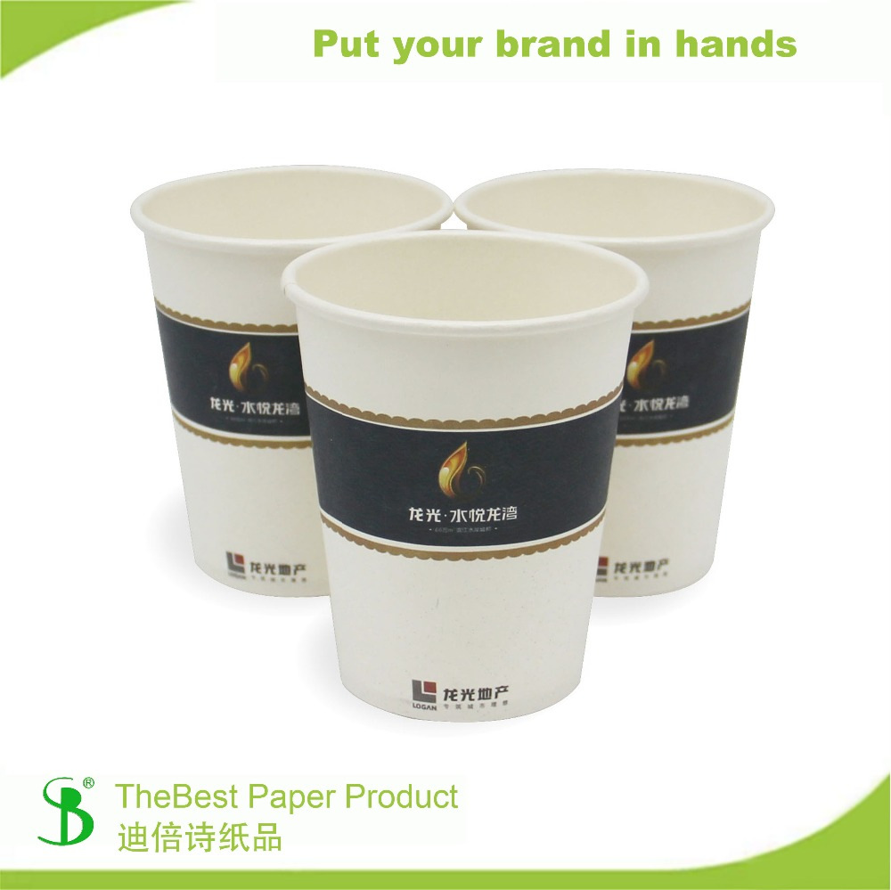 TheBEST Advertising commercial use paper cups for real estate investors wanted
