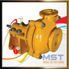 Industrial mining&mineral slurry centrifugal sand dredge pumps