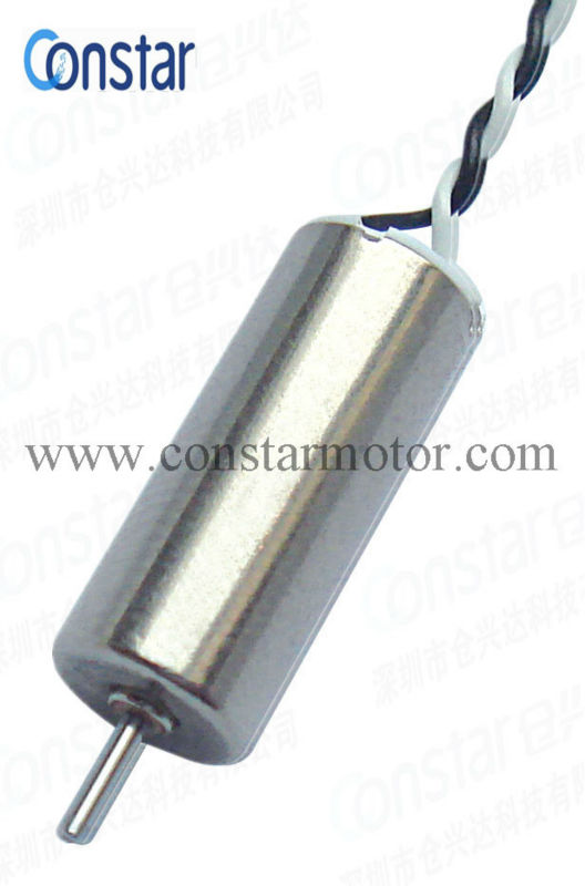 4~6mm 3.1V strong DC electronic micro motor