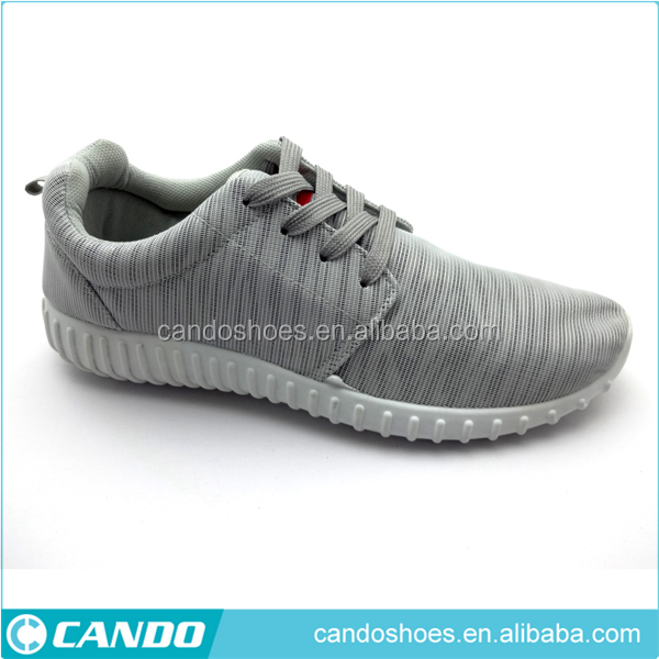 Custom Wholesale Women Light Fly Knit Upper Casual Walking Shoes sport shoes running man