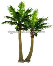 high imitation artificial coconut tree