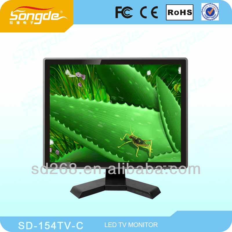 "Factory Price Used 15"" Inch Computer LCD Monitor"