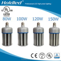 150 lm/w 150W high power led corn bulb to replace HPS, MHL, HQL, HID, CFL