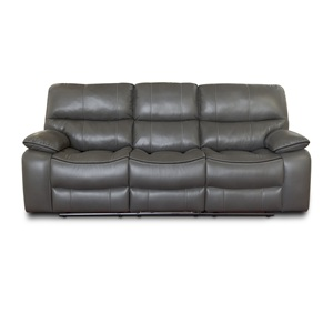 Reclining 3 Seat Leather Sofa, Reclining 3 Seat Leather Sofa ...