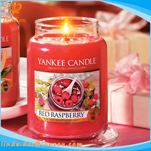 wholesale Candle similar to yankee glass jar soy scented candle