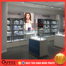 retail boutique Museum Furniture tempered glass jewellery shops interior design images