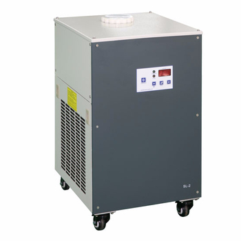 China best quality Industrial Air Cooled Chiller on CO2 laser industrail water chiller