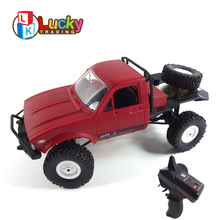 china wholesale hobby electric headlights off-road 4x4 rc car for kids playing
