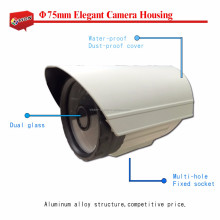 Water Proof IP66 for Assembling Aluminum Alloy Multi-hole Fixed Socket CCTV Camera Housing VCH-087