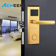 2016 New Hotel rf key card lock with free software HL-11800G