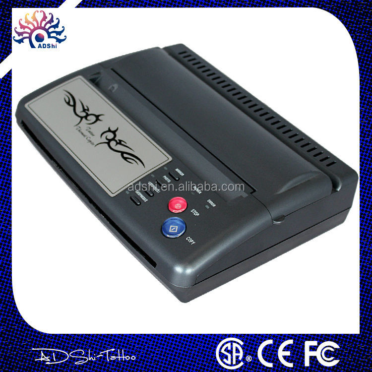2015 Novelty Factory Direct Sell Mini Professional Thermal Copier/printer for tattoo