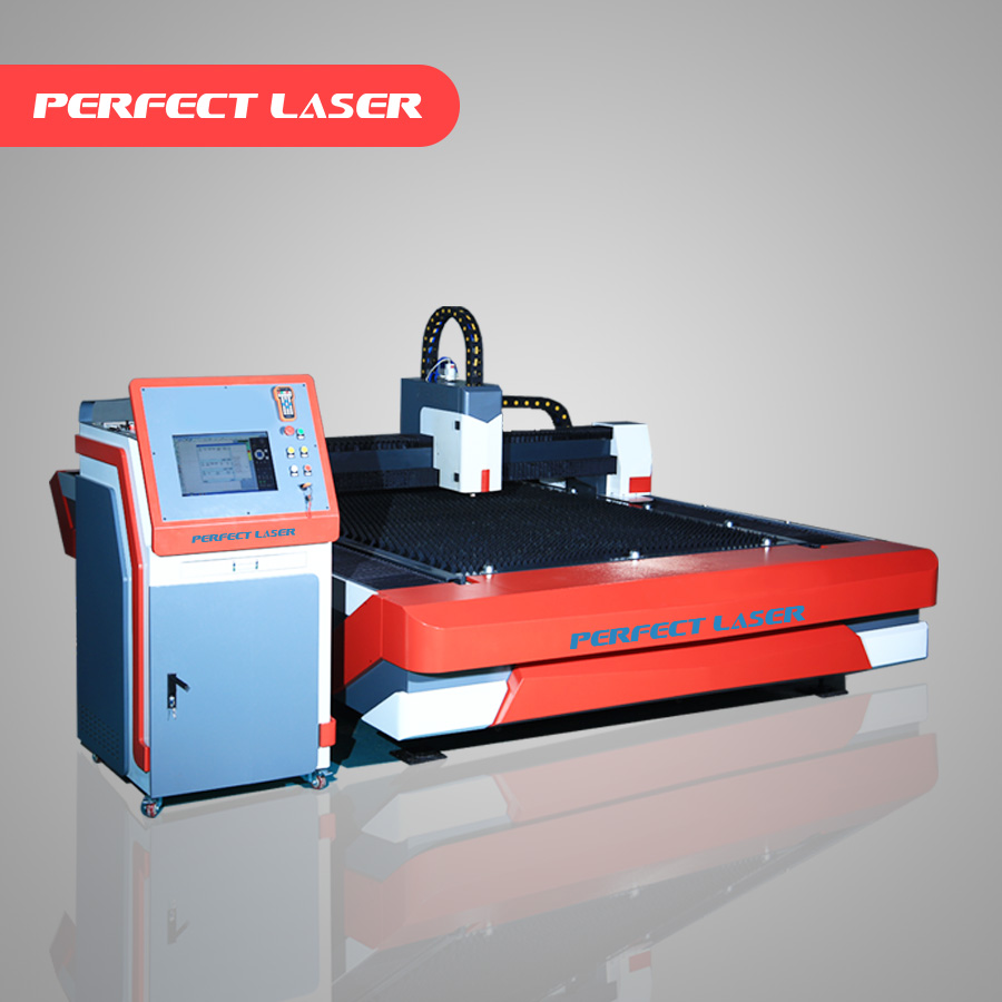 Machinery Host Metal Cabinet Laser Cutting Machine 500W with Servo Motor