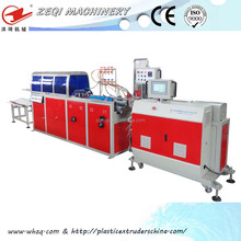 Mini movable lab plastic profile extrusion line