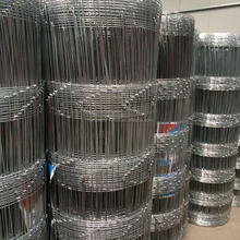 hot-dipped galvanized cattle fence