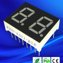 Top selling products in alibaba 0.4 inch mini 7 segment led display