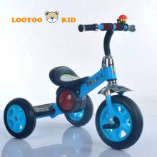 10 inch 3 wheel toddler push along trike / cheap baby tricycle kids trike / new model baby tricycle