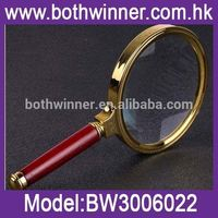 Hand free magnifying glass ,h0t6r led magnifying glass for sale