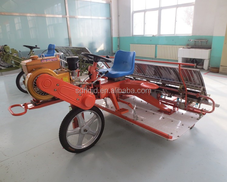 top quality high efficiency 6rows paddy rice planter