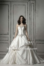 Sweetheart Organza Wedding and Evening Dress