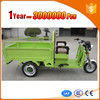 light and handy gasoline tricycle with closed body