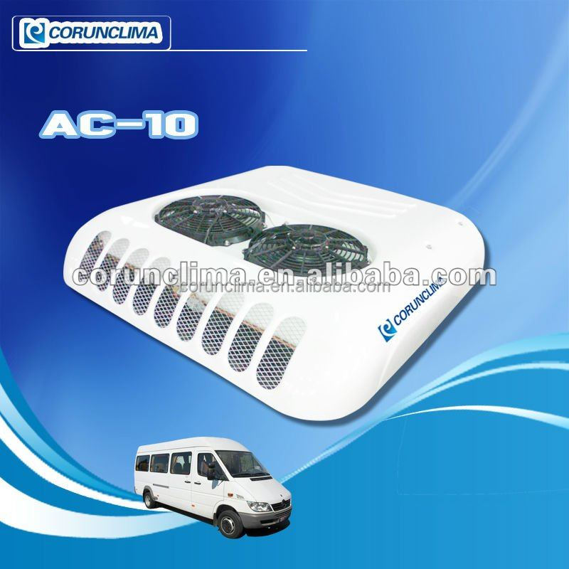 rooftop mounted mobile bus air conditioning unit-- AC10 Cooling capacity 10kw
