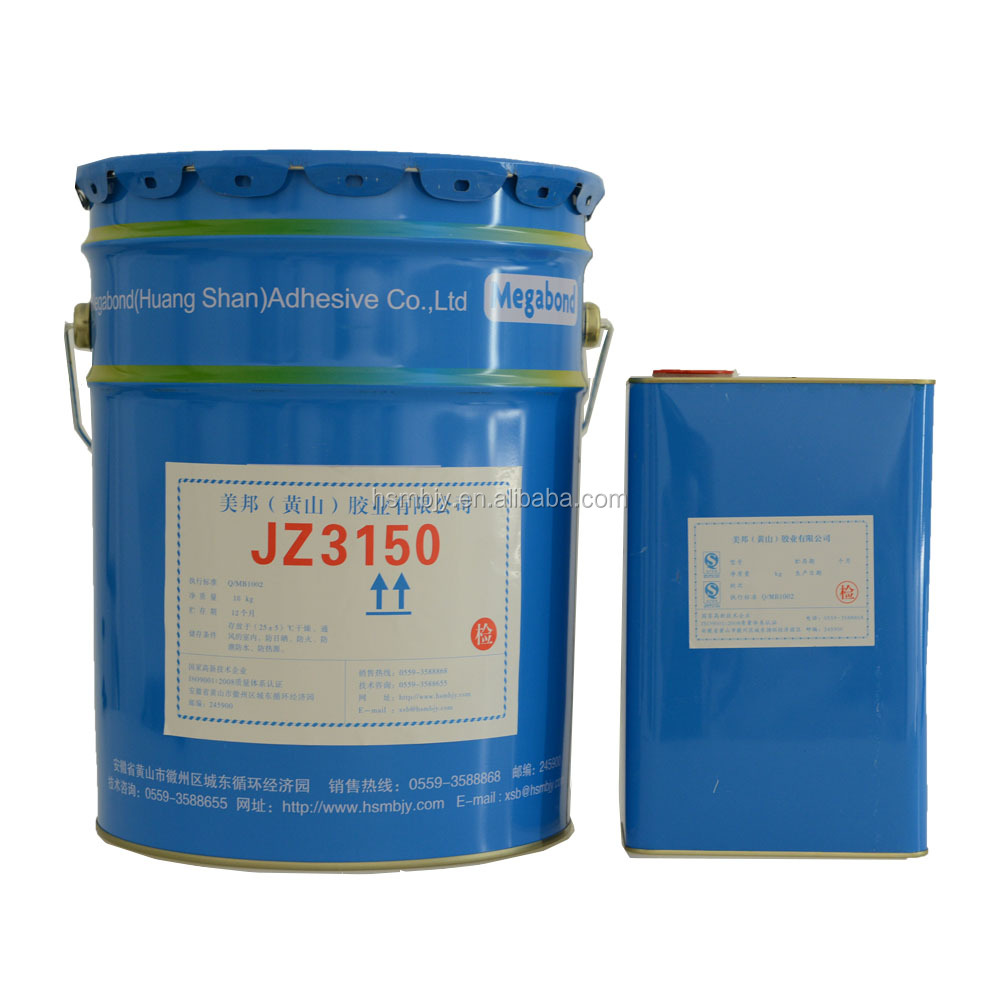 High quality temperature resistant polyurethane adhesive