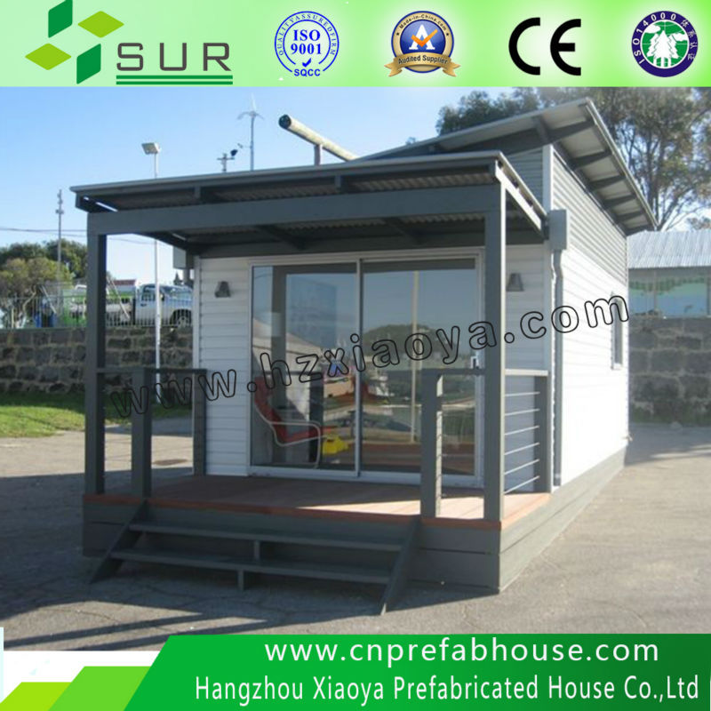new concept 4S sales and service network with luxury living room container house