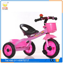 2016 New model Child Tricycle / Trike Pedal tricycle / cheap kids tricycle for sale for Christmas