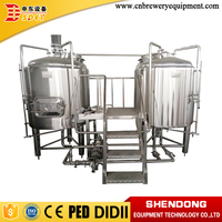 CE PED Certificated 100l 300l 500l