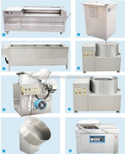 Automatic small scale potato chip maker machine/potato chips making machine/potato chips production line