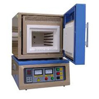 1200C Bench Top Energy-Saving Mini Ceramic electric box furnace For Laboratory Testing