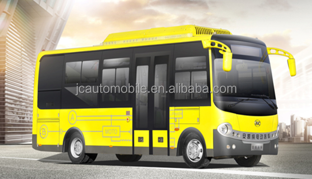 18 seats JAC electric city tour bus for sale