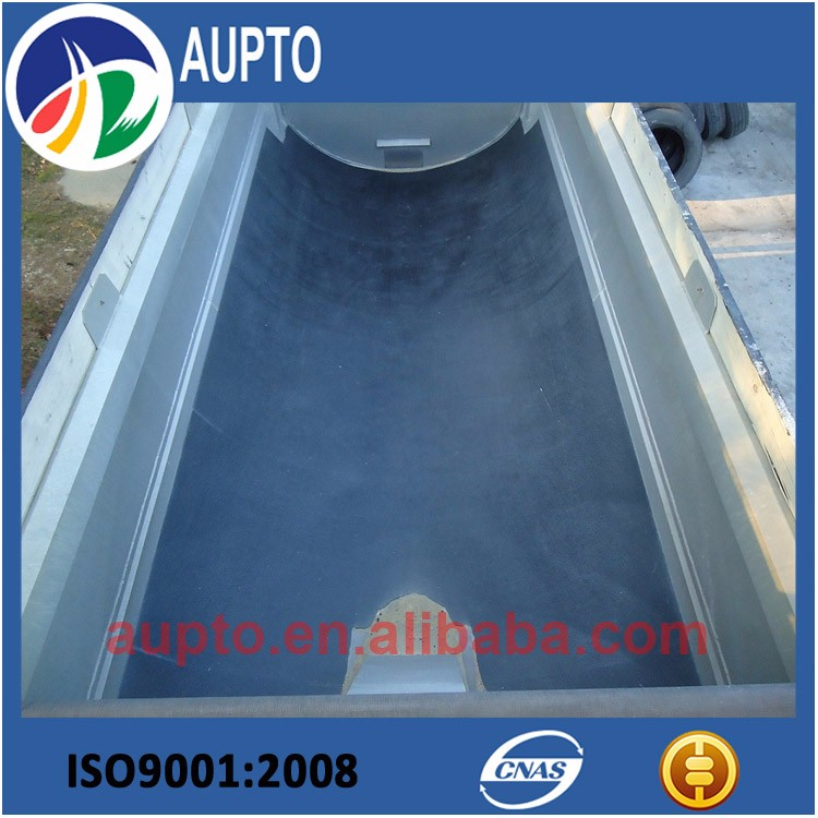 High quality colored plastic dump truck bed liner sheet