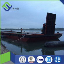 Inflatable ship launching airbags, marine salvage airbags, floating pontoon land in batam