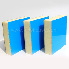 Guangzhou Color Steel PU Polyurethane Sandwich Panels