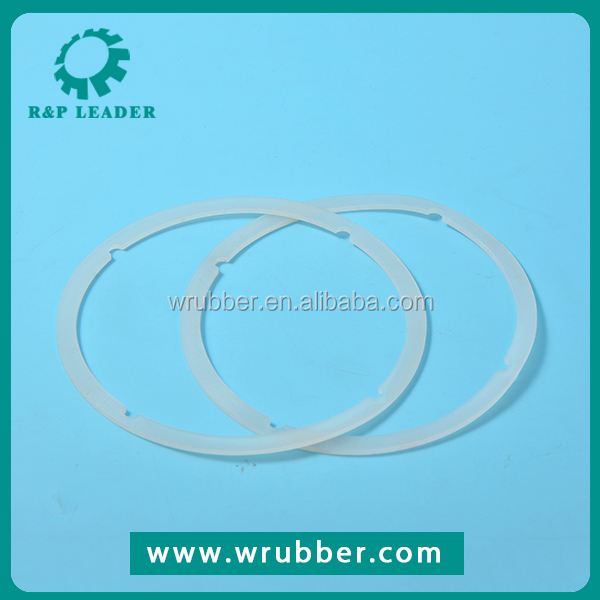 China supply custom heat retardant cheap round rubber seals