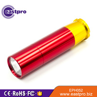 Familiar in OEM ODM ultra bright customized fast track flashlight torch