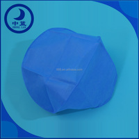 Disposable Medical Sterile Doctor Cap/Bouffant Cap/Round Cap