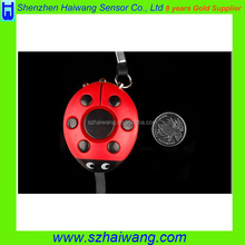 Fashional Ladybug personal alarm 130db self defense product