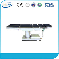 MINA-DS-99B Electrical Comprehension Medical Instruments Operating Table