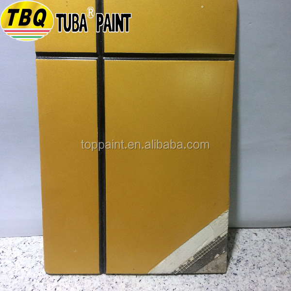 TUBA Water Based Texture Brick Effect Paint Prices For Exterior Wall,