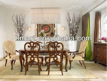 High quality antique cherry wood dining room sets buy for High quality dining room furniture
