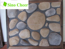 Factory direct sale pebbles stone thin brick prices