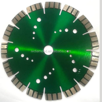 180mm turbo segment diamond saw blade