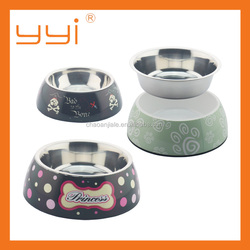 Stainless steel dog bowl,pet bowl