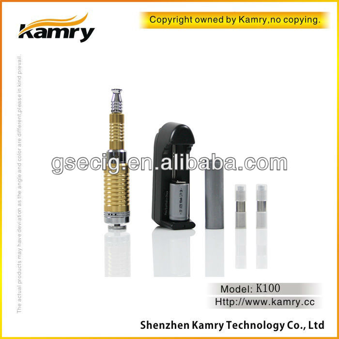New products for 2013 telescopic storm e-cig vv elite K100 mod