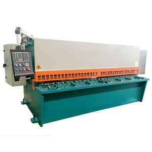 high c cutting accuracy QC12Y 4x2500 sheet metal shearing machine steel plate hydraulic shearing machine
