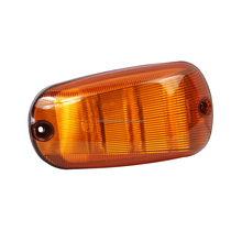 100% Waterproof LED Truck Amber Direction Indicator Turning Lights Side Marker Lamps E-mark Approval